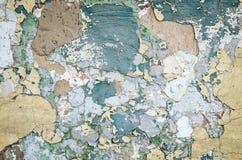 Pared vieja de la textura Imagen de archivo libre de regalías