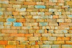 Pared vieja de los ladrillos de piedra Fotografía de archivo libre de regalías