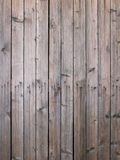 Pared vieja de madera Foto de archivo