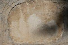 pared vieja potreskanoy Fotografía de archivo libre de regalías
