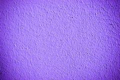 Pared violeta Imágenes de archivo libres de regalías