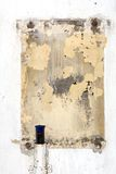 A parede Foto de Stock