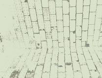 Parede abstrata Foto de Stock