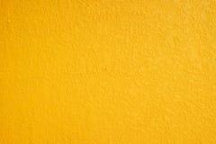 Parede amarela Foto de Stock Royalty Free
