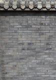 A parede antiga chinesa Imagens de Stock Royalty Free