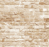 Parede antiga da pedra calcária sem emenda fotografia de stock