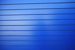 Parede azul foto de stock