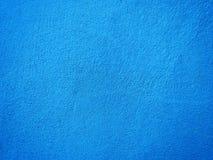 Parede azul do cimento ilustração do vetor