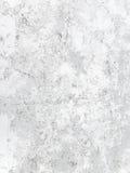 Parede branca de dano Imagem de Stock