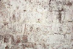 Parede branca Textured Imagens de Stock