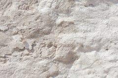 A parede brilhante da pedra calcária Imagem de Stock
