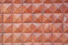 Parede cerâmica Foto de Stock Royalty Free