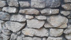 parede Cinzento-marrom das pedras imagem de stock royalty free