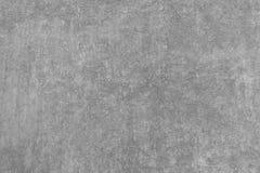 Parede concreta cinzenta áspera do cimento ou pavimentação da textura da superfície do teste padrão Close-up do material exterior foto de stock royalty free