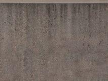 Parede concreta do cimento do Grunge Textura cinzenta sem emenda do muro de cimento do close up foto de stock