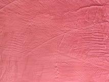 Parede cor-de-rosa áspera do sumário com espaço para o texto foto de stock royalty free