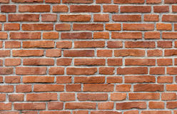 Parede da argila de tijolo imagem de stock royalty free