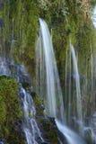 Parede da cachoeira Fotografia de Stock