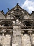 Parede da catedral imagens de stock royalty free