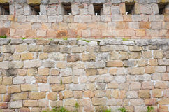 Parede da fortaleza de Belogradchik Fotografia de Stock