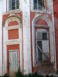 Parede da igreja em Pereyaslavl Fotografia de Stock