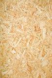 Parede da madeira compensada Fotos de Stock Royalty Free