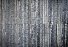 A parede da memória a morreu na segunda guerra mundial Imagens de Stock Royalty Free