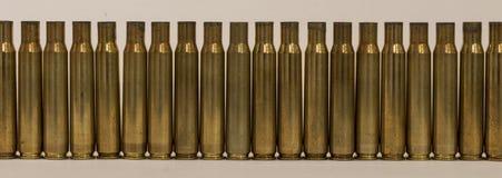 Parede da munição longa Foto de Stock Royalty Free