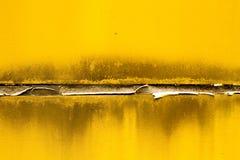 Parede da oxidação e da quebra Foto de Stock