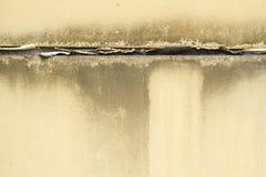 Parede da oxidação e da quebra Fotos de Stock
