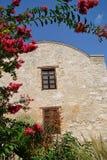 Parede da parte traseira de Alamo Imagem de Stock Royalty Free