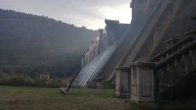Parede da represa de Shongweni Imagem de Stock Royalty Free