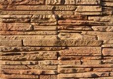 Parede da rocha Imagem de Stock
