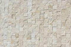 Parede da rocha do Travertine Fotografia de Stock