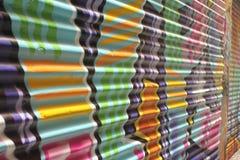 Parede da rua art imagens de stock royalty free