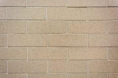 Parede da telha da textura do café branco Foto de Stock