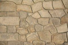 Parede das pedras Imagens de Stock Royalty Free