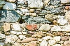Parede das pedras Imagem de Stock