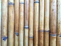 Parede de bambu authentic Fundo indonésia fotos de stock royalty free