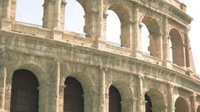 Parede de Colosseum filme