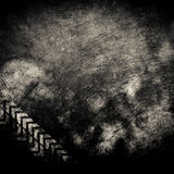 Parede de Grunge Imagens de Stock
