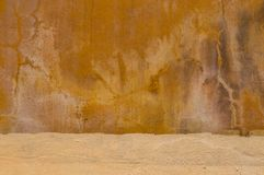 Parede de Grunge, fundo textured altamente detalhado imagem de stock royalty free