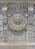Parede de mármore Foto de Stock Royalty Free
