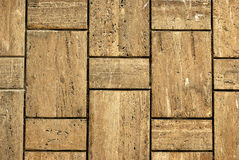 Parede de mármore Foto de Stock