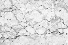 Parede de mármore branca abstrata da textura para o projeto teste padrão para o produto luxuoso do fundo ou da pele imagens de stock
