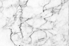 Parede de mármore branca abstrata da textura para o projeto teste padrão para o produto luxuoso do fundo ou da pele fotos de stock royalty free