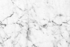 Parede de mármore branca abstrata da textura para o projeto teste padrão para o produto luxuoso do fundo ou da pele imagem de stock royalty free