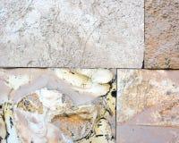 Parede de mármore de Tsini patern Fotos de Stock Royalty Free