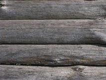 Parede de madeira áspera velha Fotografia de Stock