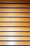 A parede de madeira Fotografia de Stock Royalty Free